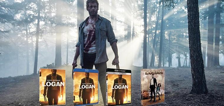 Logan vuelve a nuestros hogares en diferentes formatos y edición en B/N