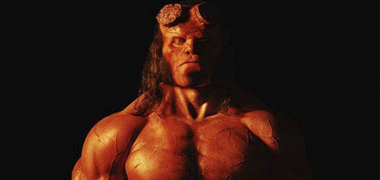 El actor Ian McShane habla sobre la relación de Broom en Hellboy