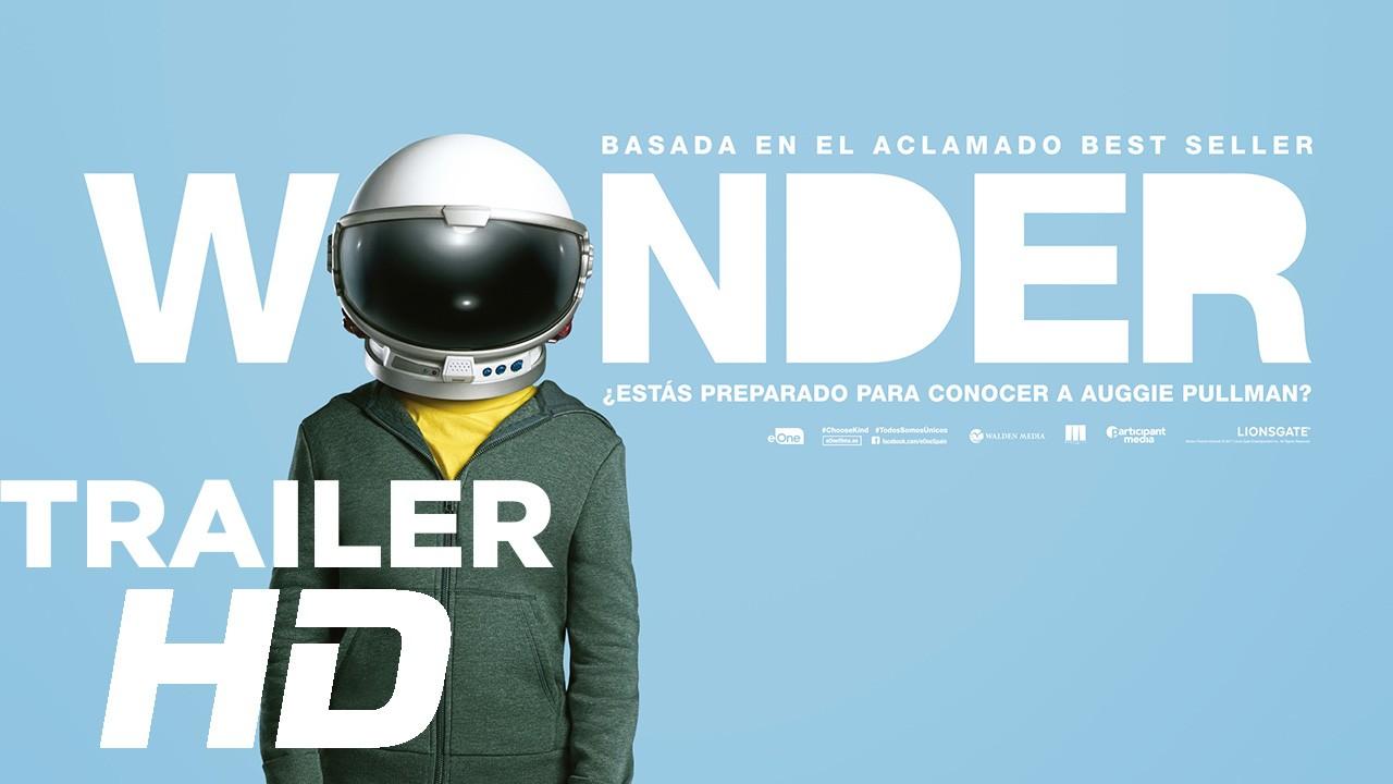 WONDER – Tráiler HD Español