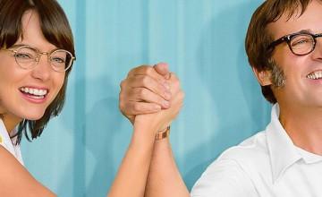 Imágenes de La batalla de los sexos entre Steve Carrell y Emma Stone