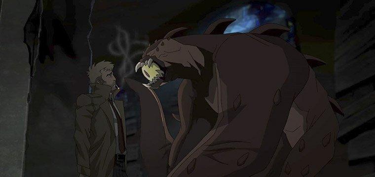 Primer vistazo a la serie animada de DC sobre Constantine