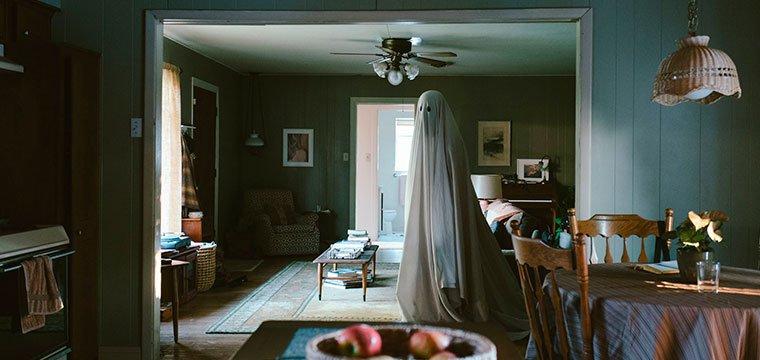 Primer vistazo A ghost story de David Lowery