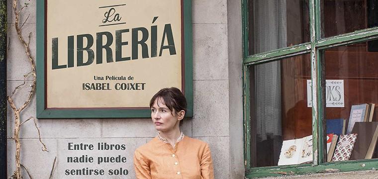Póster de La Librería lo nuevo de Isabel Coixet