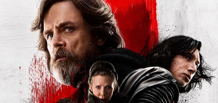 Póster IMAX de Los Últimos Jedi