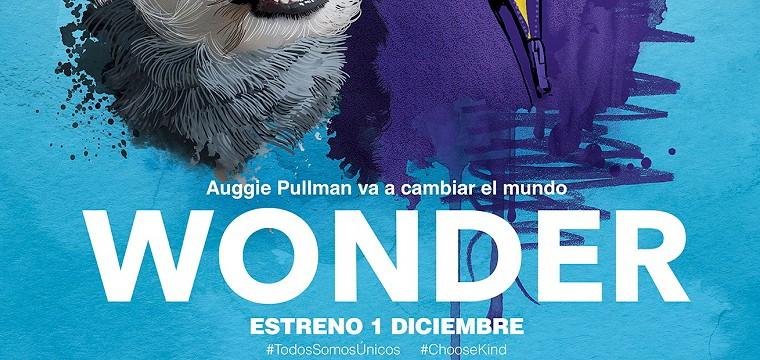 Nuevo teaser póster de Wonder