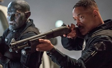 Netflix prepara una secuela de la cinta de David Ayer BRIGHT con Will Smith
