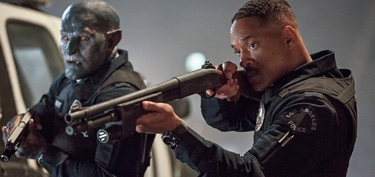 Netflix prepara una secuela de la cinta de David Ayer BRIGHT con Will Smith