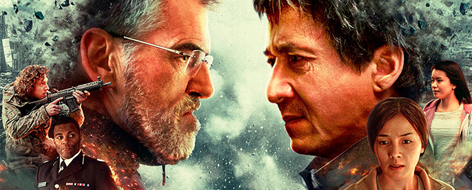 El regreso de Jackie Chan y Pierce Brosman en El Extranjero
