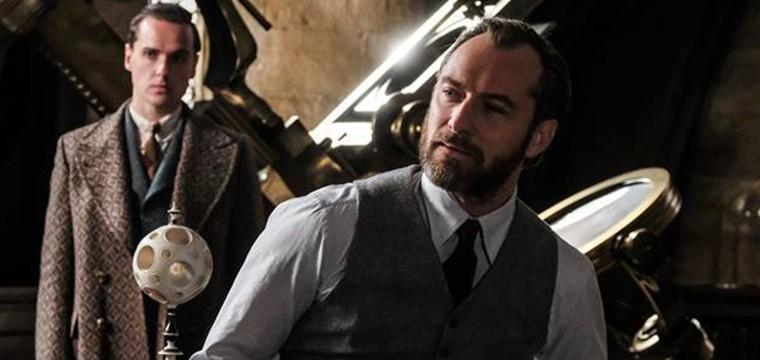Primer tráiler de Animales Fantásticos: Los Crímenes de Grindelwald