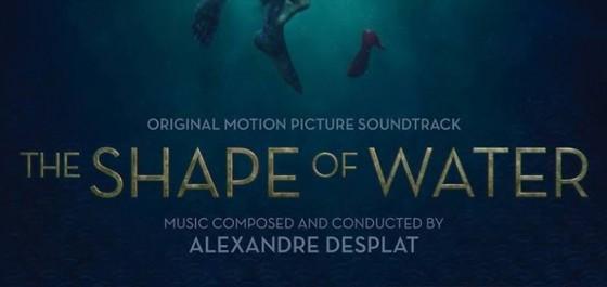 Alexandre Desplat compone la fluida BSO de La Forma del Agua