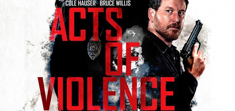 Clip del thriller de acción Acts of Violence con Bruce Willis