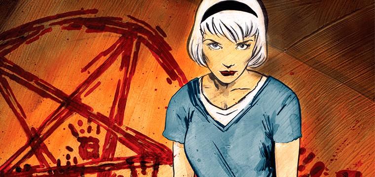 Revelados detalles sobre los personajes de la serie de Netflix Sabrina