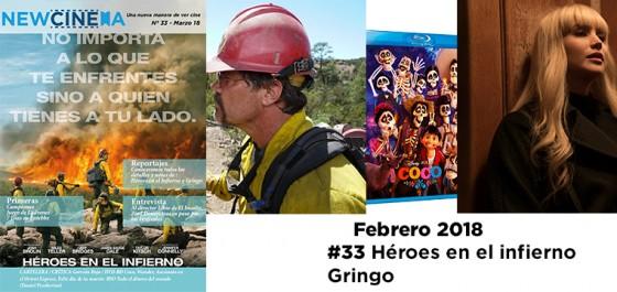 NC MAGACINE Nº33 Marzo: Héroes en el Infierno – Gringo