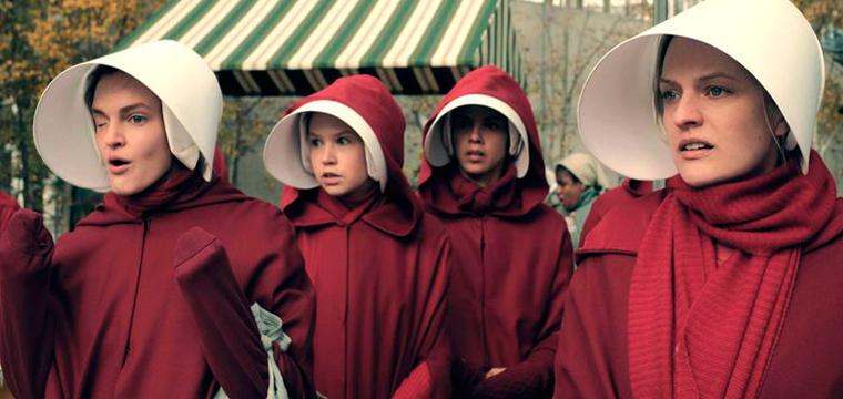 Primer vistazo de Alexis Bledel en la 2ª temporada de The Handmaid's Tale
