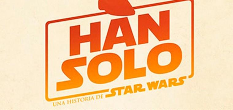 Póster final de Han Solo: una historia de Star Wars