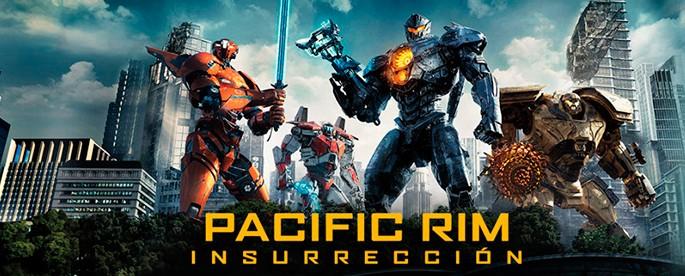 Crítica de Pacific Rim: Insurrección de Steven S. DeKnight
