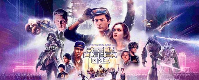Crítica de Ready Player One de Steven Spielberg
