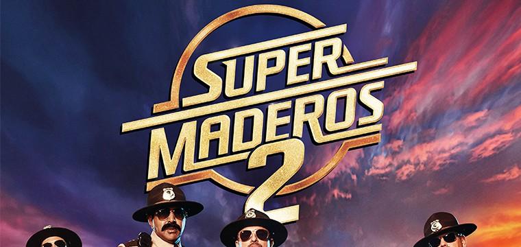 Vuelven los bigotes en el póster de Super Maderos 2