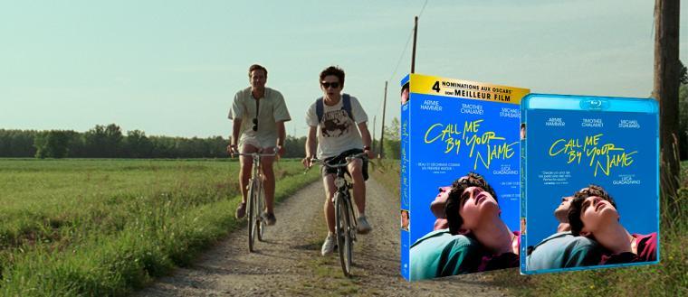 La adaptación de Call Me by Your Name llega en DVD y Blu-ray