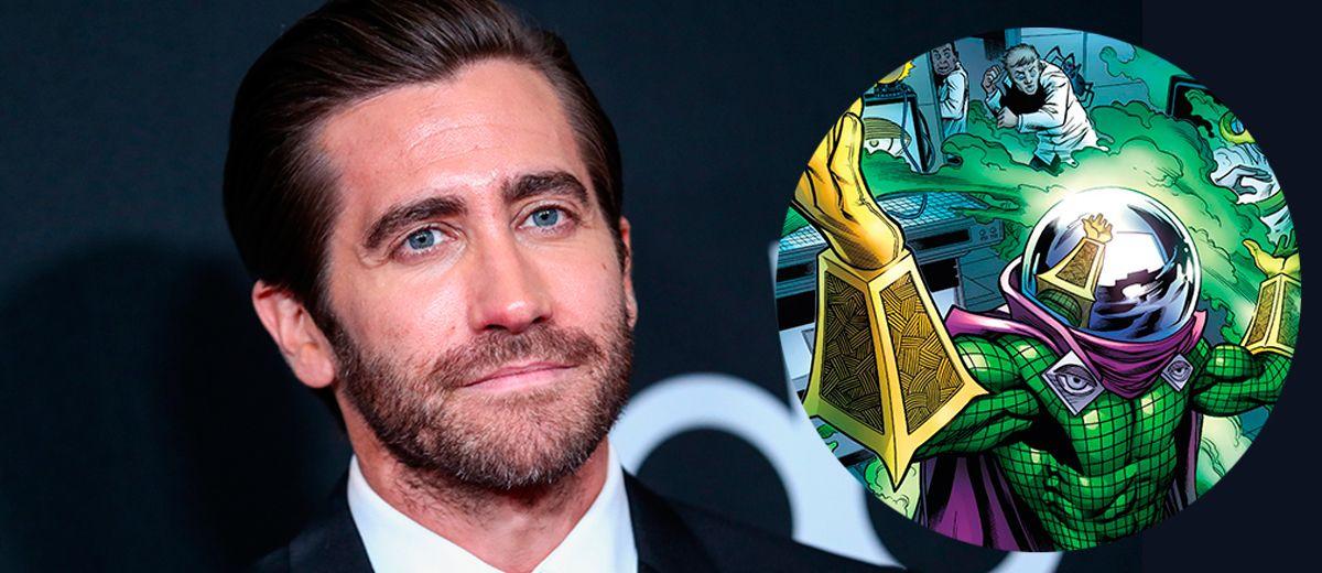 ¿Estará Jake Gyllenhaal en la secuela de Spider-Man Homecoming?
