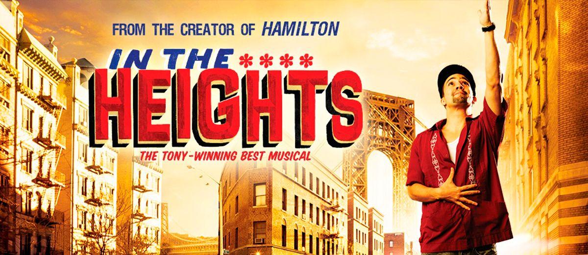 El musical de Broadway In the Heights tendrá una adaptación de Warner Bros.