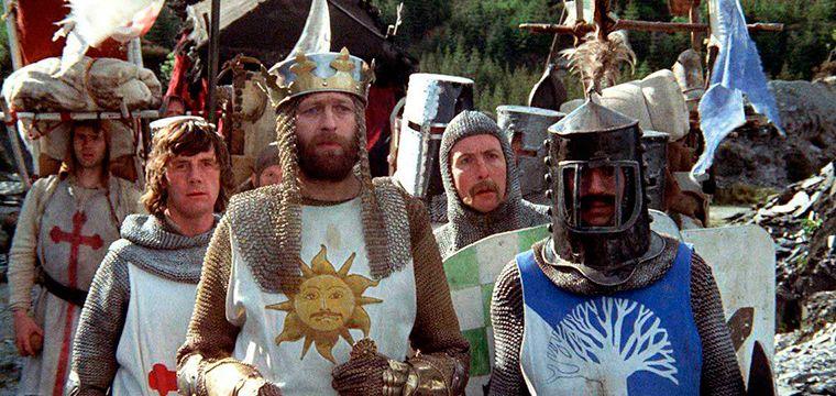 El musical de Broadway de Monty Python SPAMALOT será adaptado al cine