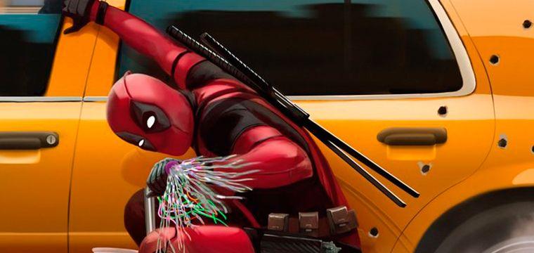 Se revelan los pósters de Deadpool 2 IMAX