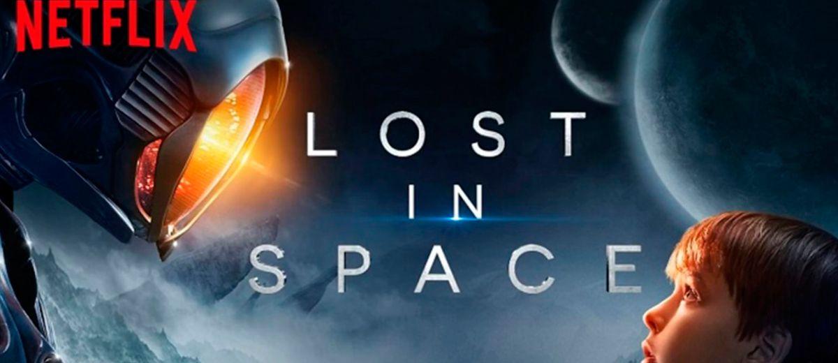 Netflix renueva una segunda temporada de Perdidos en el Espacio