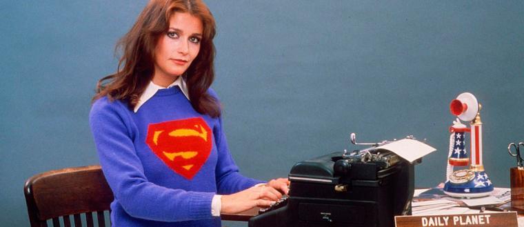 Fallece la actriz Margot Kidder: Lois Lane en las cintas clásicas de Superman