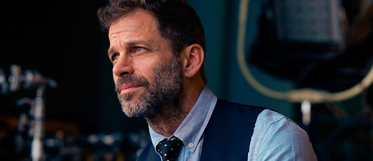 Zack Snyder confirma que The Fountainhead será su próximo proyecto