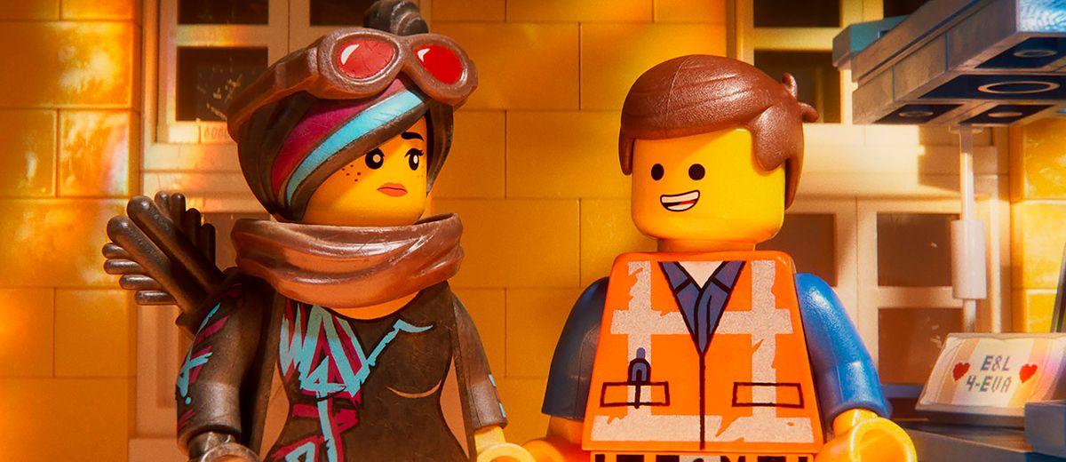 Primer avance de la próxima aventura de La Lego Película 2