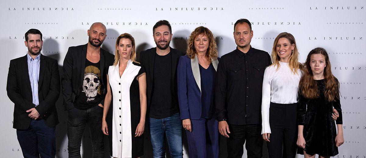Comienza el rodaje del debut Denis Rovira con La Influencia