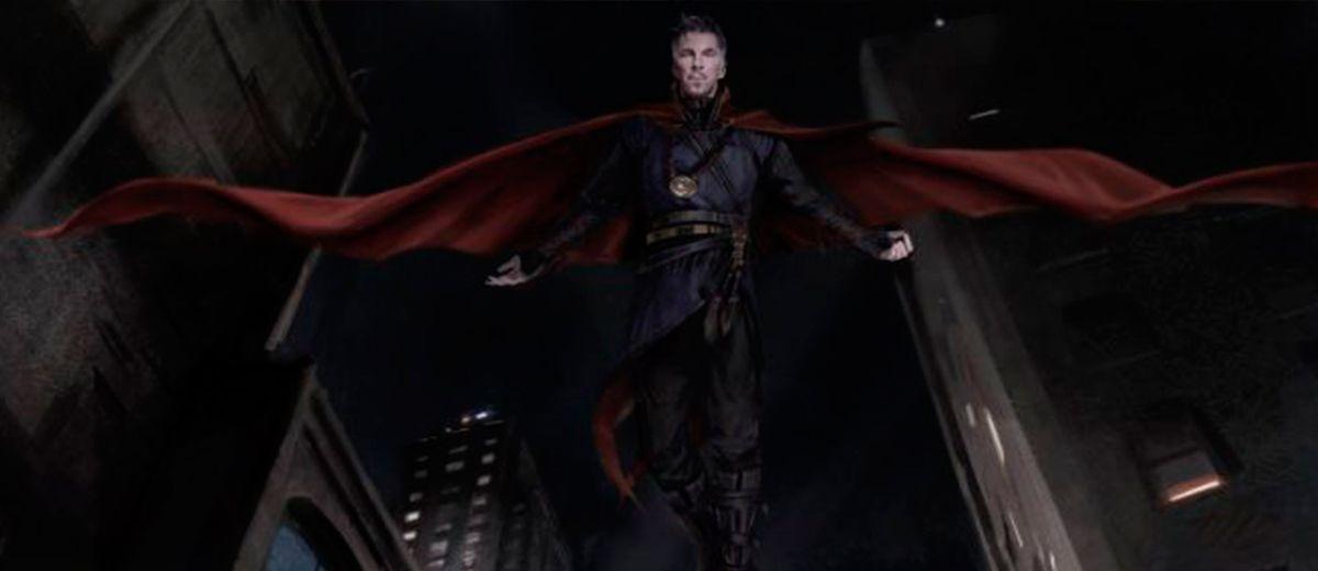 Arte conceptual de Doctor Strange por Karla Ortiz
