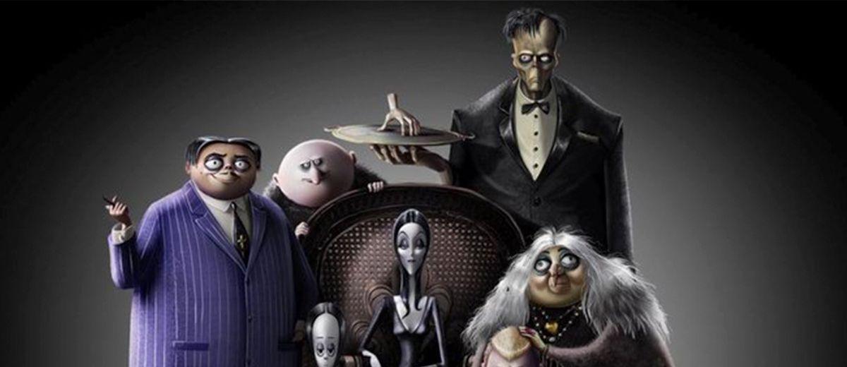 Así son los nuevos Addams, primer vistazo a la Familia Addams