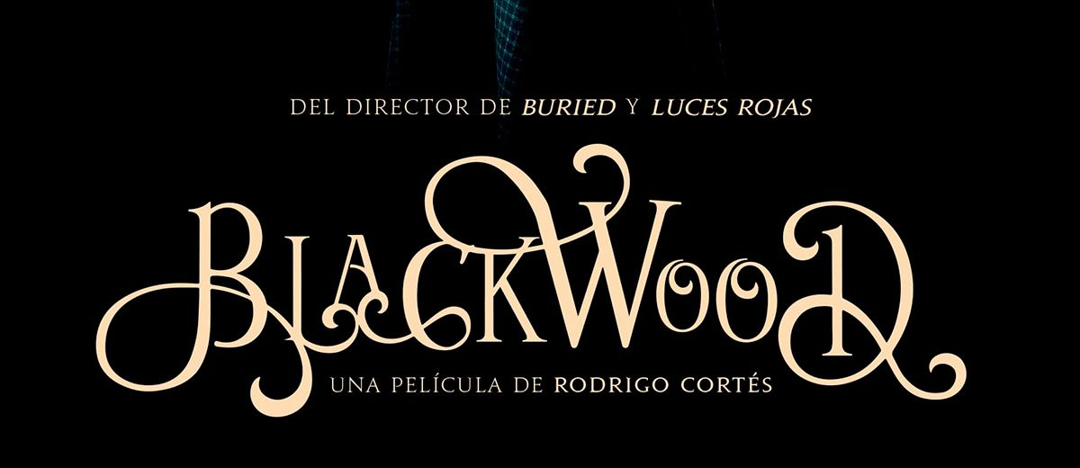 Póster de Uma Thurman y Anna Sophia Robb en Blackwood