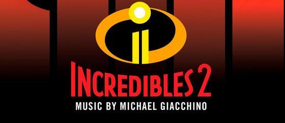 Michael Giacchino regresa a su increíble BSO en Los Increíbles 2