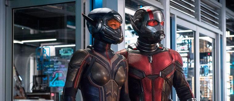 Crítica de Ant-Man y la Avispa de Peyton Reed