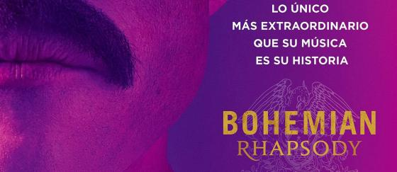 Póster teaser de Bohemian Rhapsody