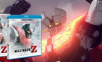 Mazinger Z Infinity llega este verano a casa en formato DVD y BD