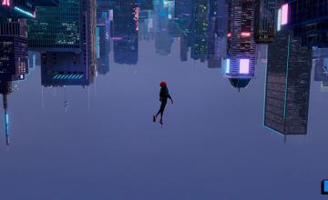 Así luce aspecto el Duende Verde de SPIDER-MAN: UN NUEVO UNIVERSO