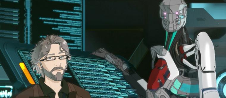 Estreno del primer tráiler de la serie de animación GEN:LOCK
