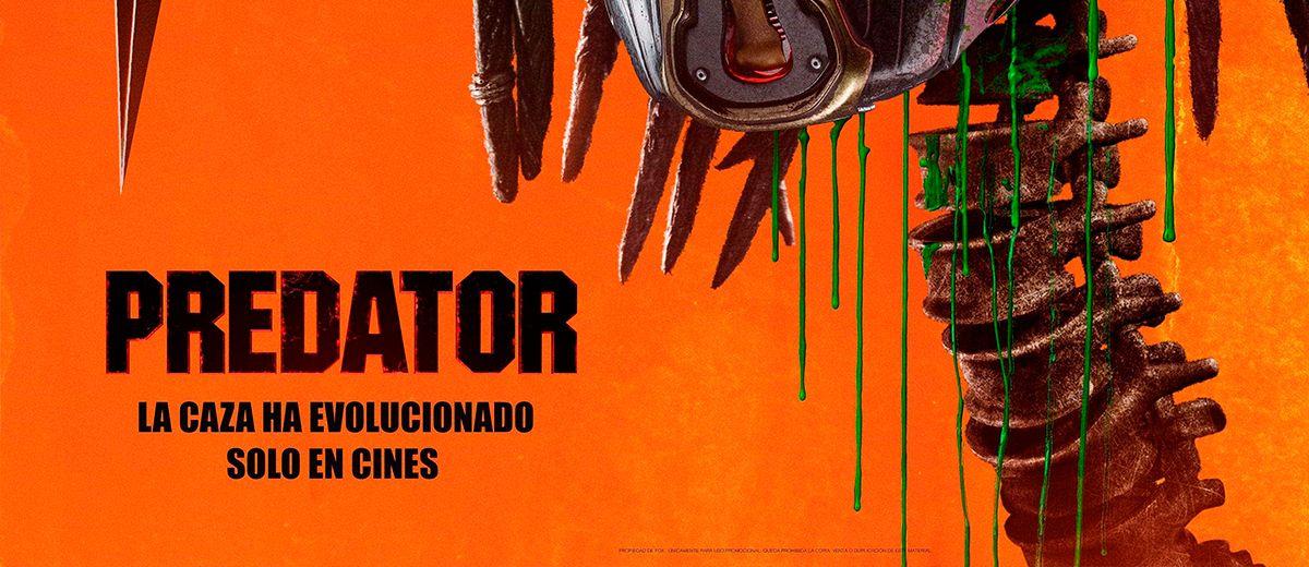 Teaser póster de Predator