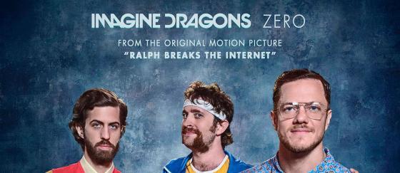 Imagine Dragons pone música a los créditos finales de RALPH ROMPE INTERNET