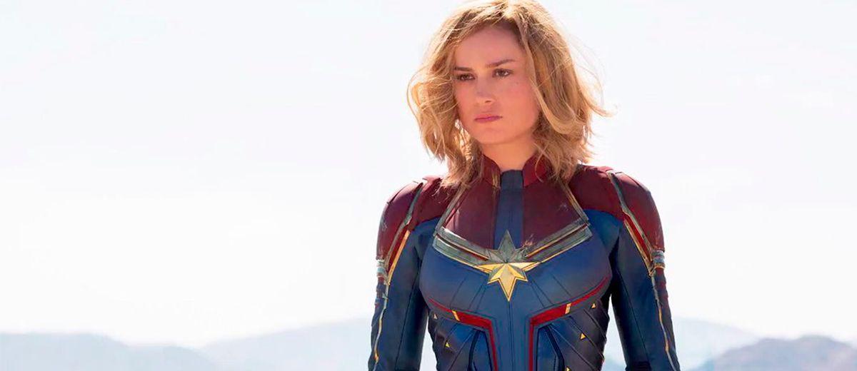 Desveladas nuevas imágenes de Capitán Marvel