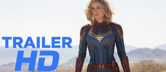 CAPITANA MARVEL – Tráiler HD Castellano