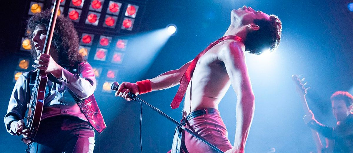 Crítica de Bohemian Rhapsody un canto a Queen