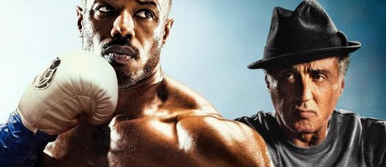 Pósters de Creed II el regreso de Creed y Balboa