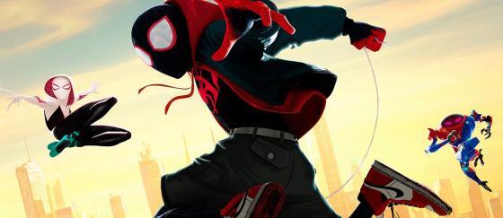 Póster SPIDER-MAN: UN NUEVO UNIVERSO
