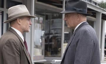 Primera imagen de Costner y Harrelson en THE HIGHWAYMEN