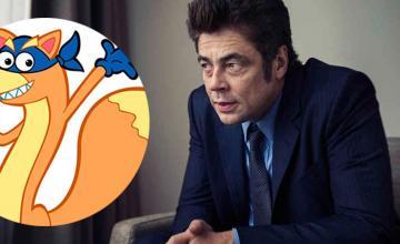 Benicio del Toro se une a la adaptación de Dora la exploradora